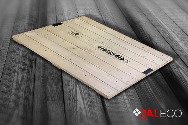 Paleco GmbH - Palettendeckel, SBB Deckel in verschiedenen Ausführungen.
