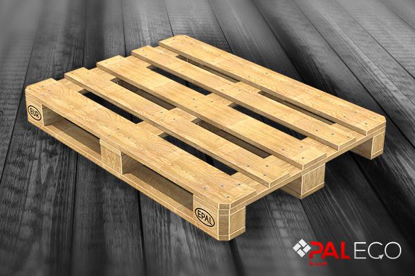 Paleco GmbH - Europaletten neu oder gebraucht